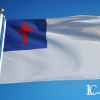 Christian Flag Goes Back to Court
